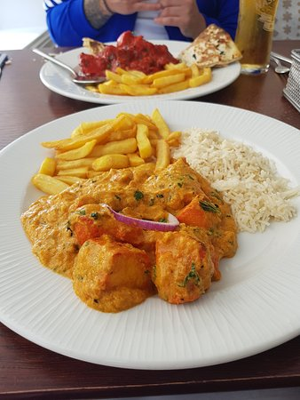 ‪‪Bonnybridge‬, UK: Butter chicken‬