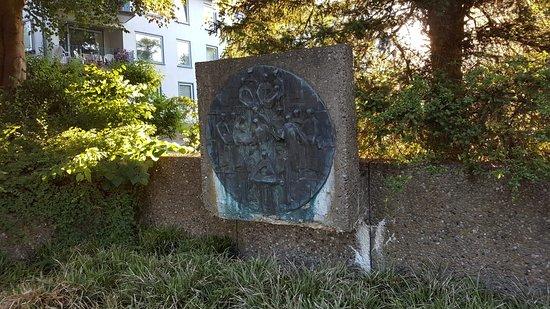 Henry Dunant Denkmal