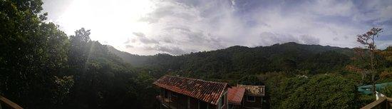 Santa Lucia, ฮอนดูรัส: Panorámica de la zona