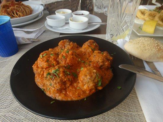 oma's gehaktballen, aanrader! - photo de oniro restaurant