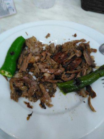 Inebolu, Turkiet: Hot and tasty