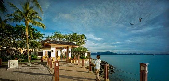 Shangri-La's Tanjung Aru Resort & Spa: CHI, The Spa Entrance