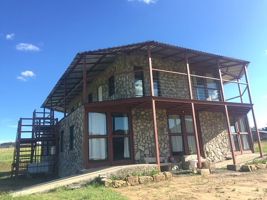 Ficksburg, Южная Африка: The Hive Backpackers Unit