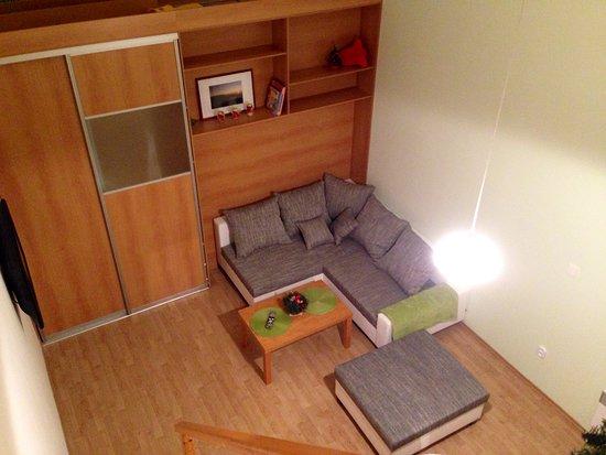 Donovaly, Słowacja: Obývačka