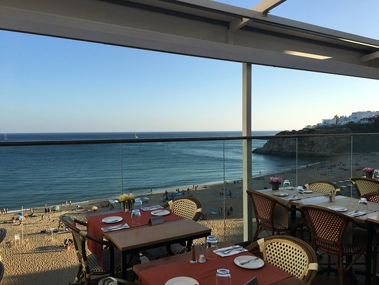 Restaurant Casa Del Mar : View from our table