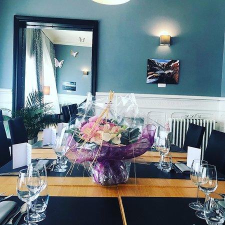 Restaurant Chatel Guyon Villa M