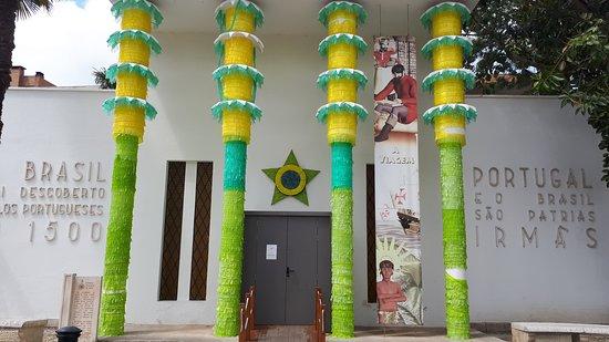 Portugal dos Pequenitos: Homenagem ao Brasil.....