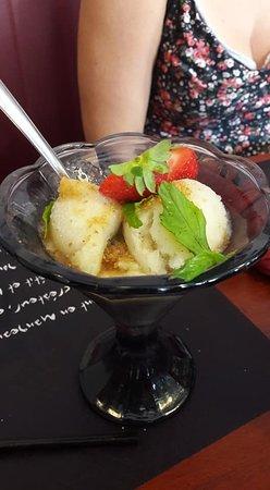 Montreuil-l'Argille, فرنسا: coupe mojito