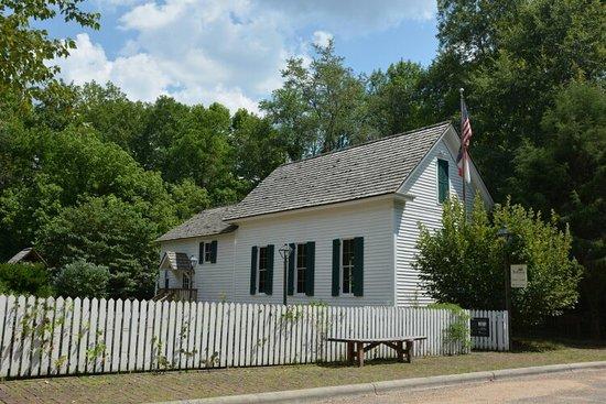 Historic Bethania, NC