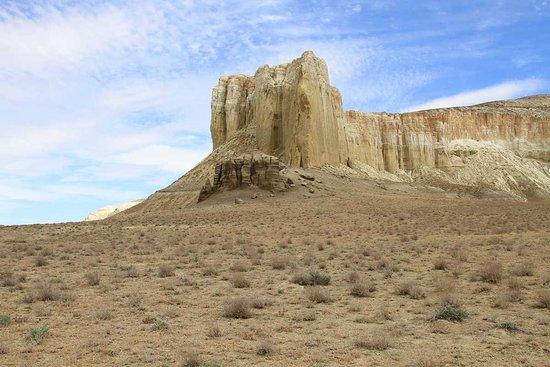 Mangystau Province, Kasachstan: Долина замков Айракты