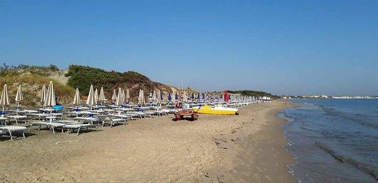 Торре-Ринальда, Италия: Spiaggia