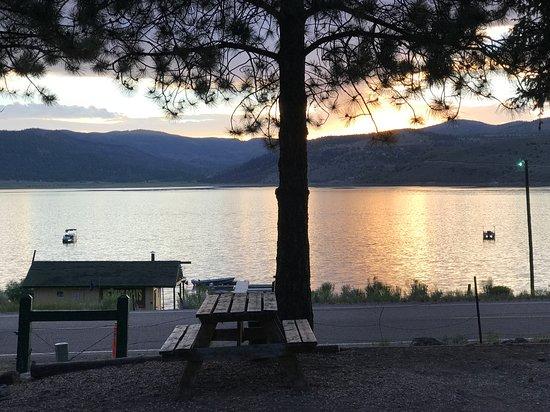 Panguitch Lake-billede