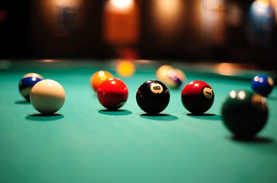 Pool Bar YOLO