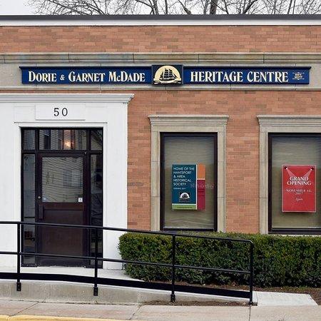 Dorie & Garnet McDade Heritage Centre