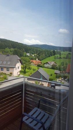 Miesenbach, Austria: balcony