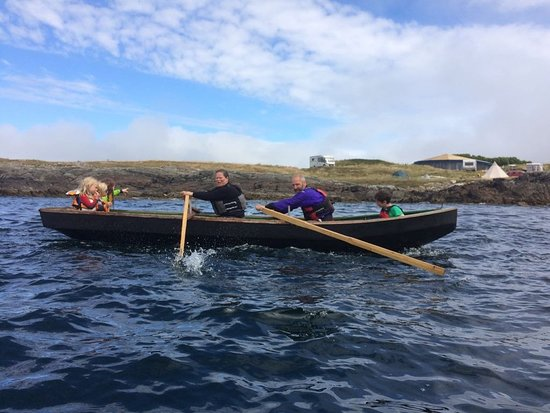 Guided rowing tours near Clifden