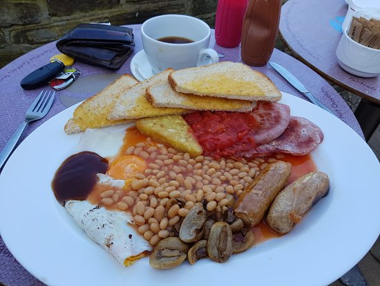 Baildon, UK: The big breakfast