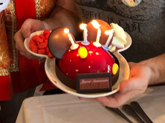 Inventions Special Birthday Cake