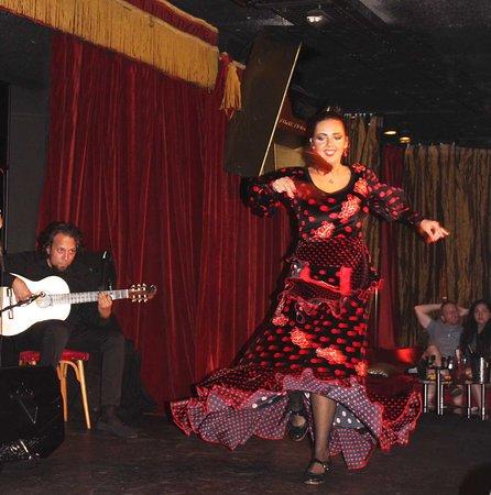 Flamenco Las Ramblas