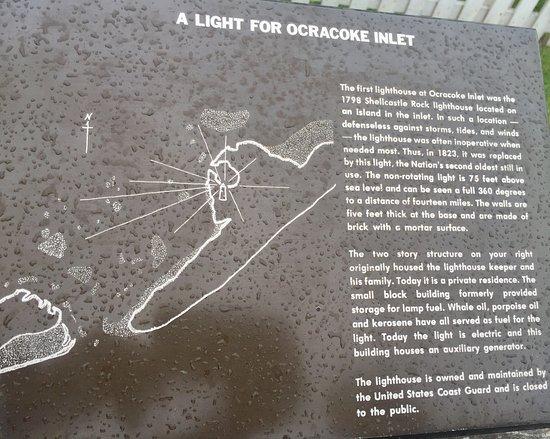 Welcome Sign - Picture of Ocracoke Lighthouse, Ocracoke - TripAdvisor