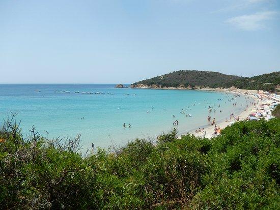 Spiaggia Portu Tramatzu