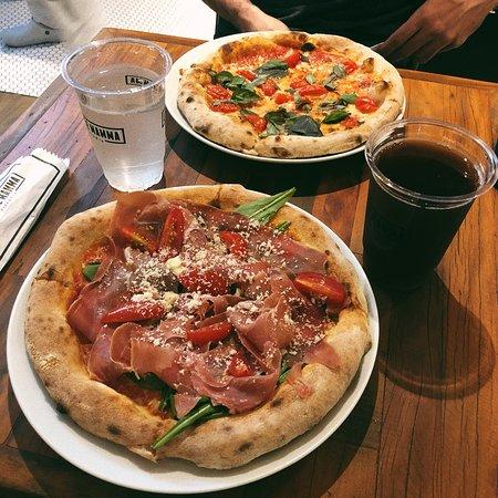 Pizza ótima e preço justo
