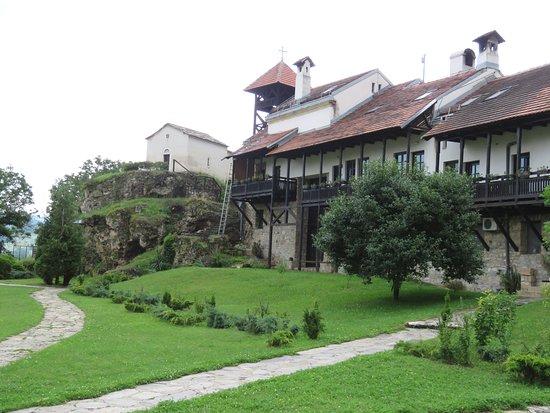 Raska, Serbia: New monastery