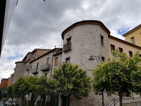 Le Due Torri Aragonesi