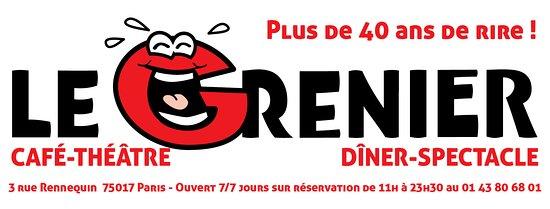 Le Grenier Dîner Spectacle Paris