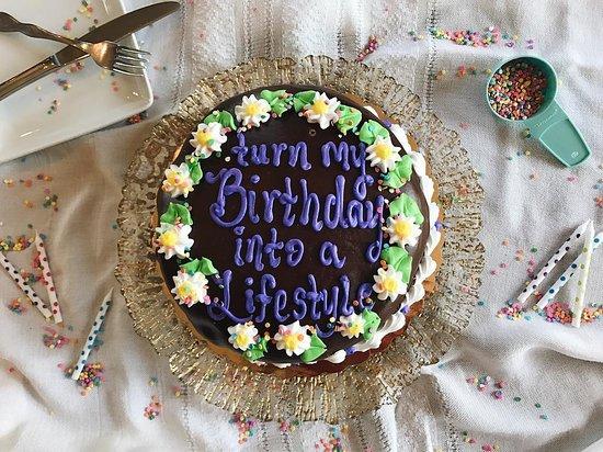 Knox, Indiana: Birthday Cake!