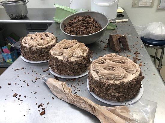 Knox, Indiana: Chocolate Delite!