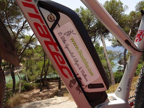 Like eBike: Türkisfarbenes Wasser - geführte eBike Tour durch die mallorquinische Landschaft