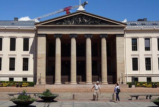 The University Aula