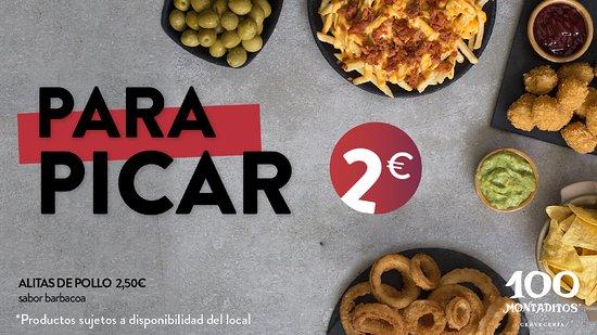 imagen 100 Montaditos - Sagasta en Zaragoza