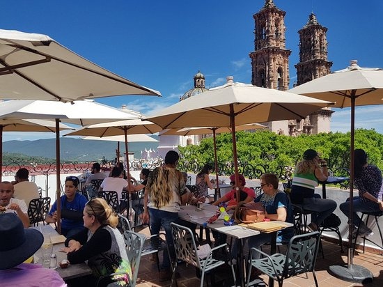 La Terraza Cafe Bar Taxco Menu Prices Restaurant