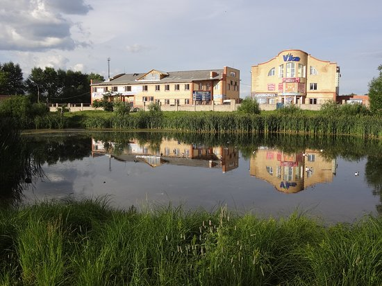 Vologda, Russia: пейзаж: пруды