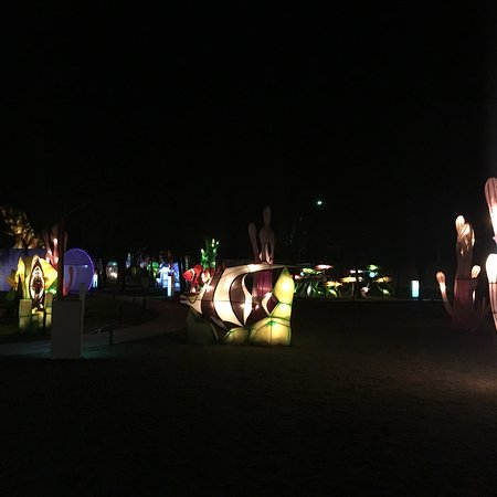 Lagoi Bay Lantern Park: photo2.jpg