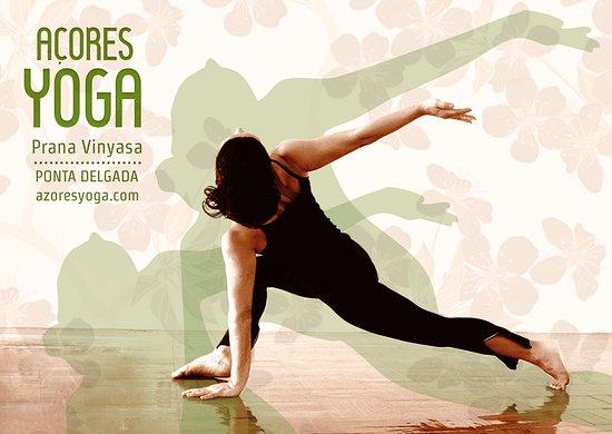 Açores Yoga - Prana Vinyasa