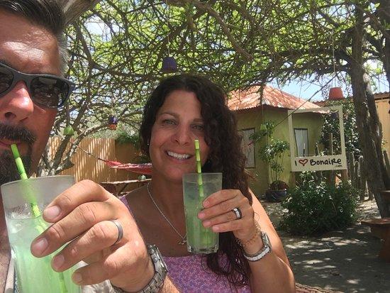 Rincon, Бонэйр: great drinks