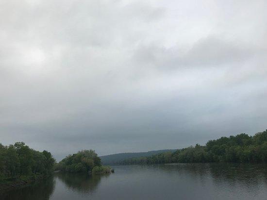 Washington Crossing Historic Park: Overlooking the Delaware