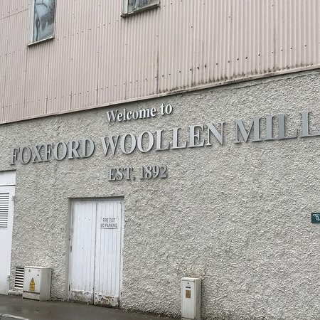 Foxford Woollen Mills Tour