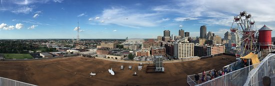 11b1d8c3a87582 Panoramic view of the city at the top of the City Museum. - Picture ...