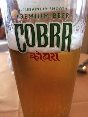 Raja Tandoori: The best beer to suit a curry