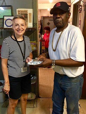 Marianna, Αρκάνσας: With Mr. Jones