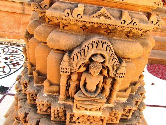Sachiya Mata Temple: Jain temple,Osian