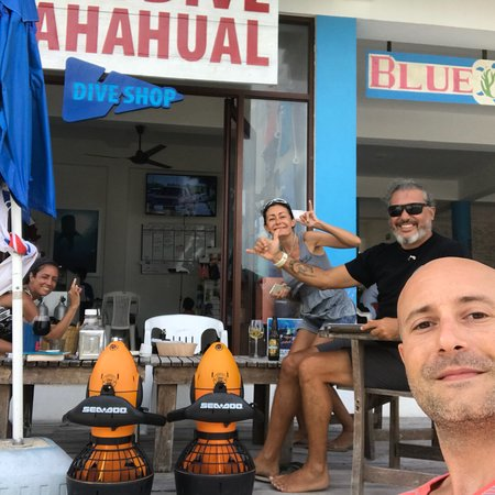 Pepe Dive Mahaual