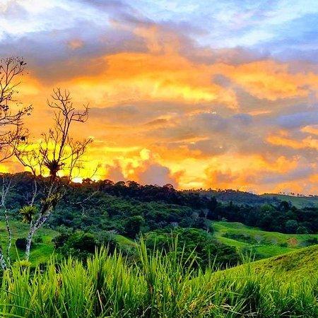 Baru, Costa Rica: Sunsets : )