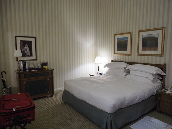The Langham, Boston: Sleeping area