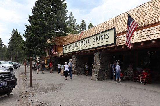 Fishing Bridge General Store