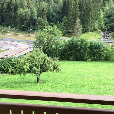 Gaia Wellness Residence Hotel: Dal balcone